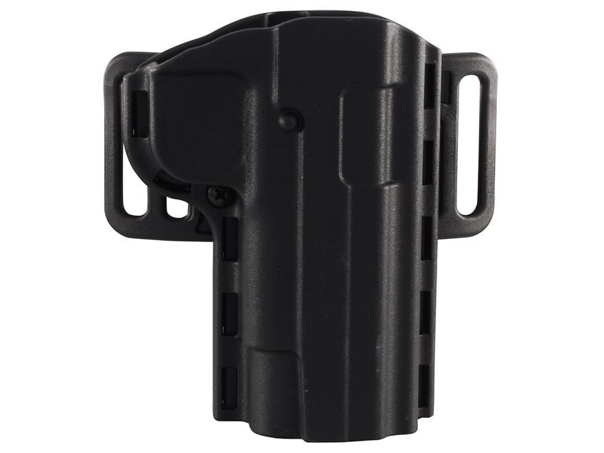 Uncle Mike's Reflex IRT Holster Right Hand 1911 Polymer Black