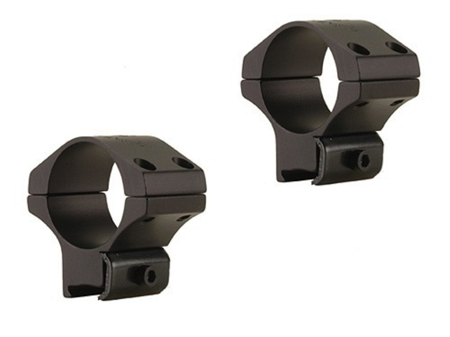 "Ironsighter 1"" Rings Airgun 11mm Grooves Medium Matte"