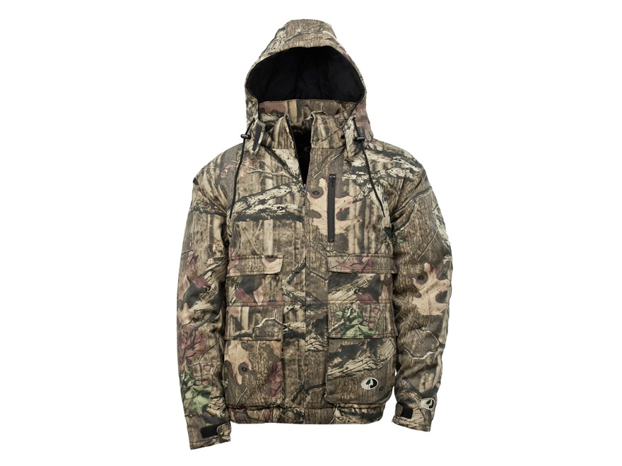 Mossy Oak Apparel Men's Insulated Parka