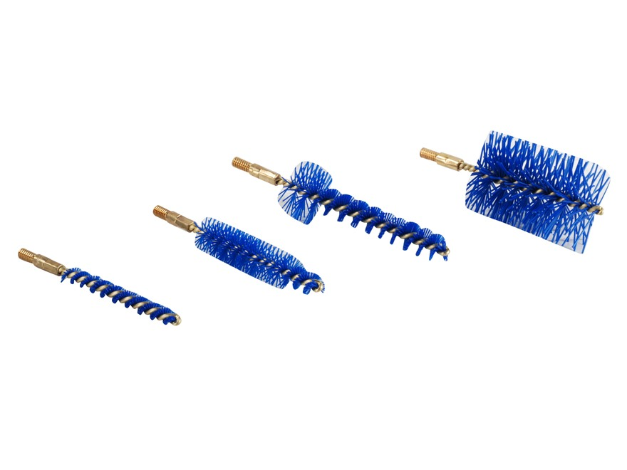 Iosso Eliminator Brush Kit Rifle Thread Nylon