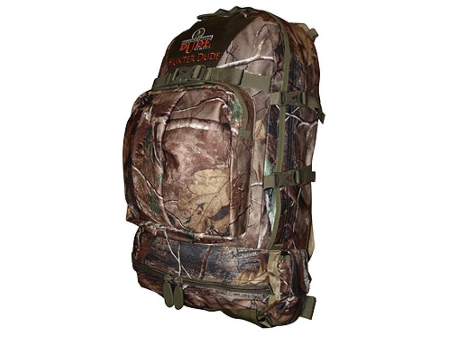 Blacks Creek Hunter Dude Backpack Polyester Realtree AP Camo
