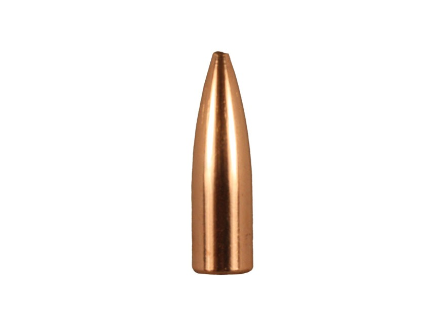 Berger Varmint Bullets 22 Caliber (224 Diameter) 60 Grain Hollow Point Flat Base Box of...