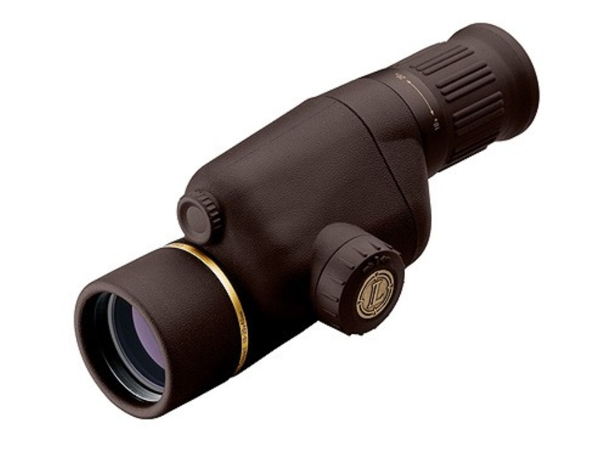 Leupold Golden Ring Compact Spotting Scope 10-20x 40mm Brown
