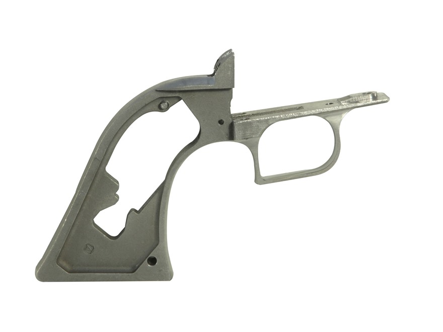 "Ruger Grip Frame Ruger Super Blackhawk 7-1/2"" and 10-1/2"" Barrel Steel in the White"