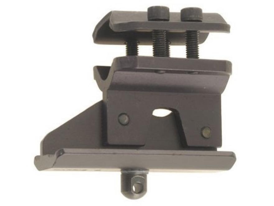 Harris #4 Bipod Adapter Universal Black