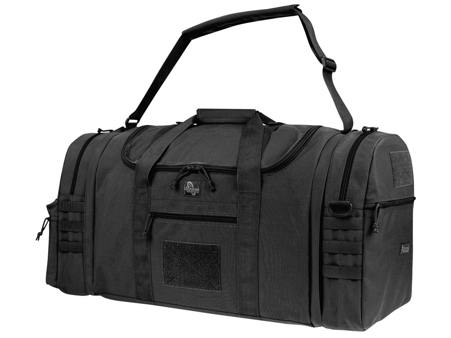 Maxpedition 3 in 1 Load Out Duffel Bag Nylon Black
