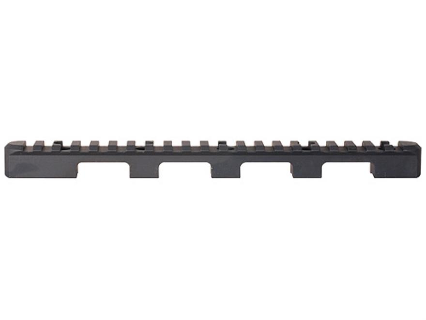 "Midwest Industries 9"" Picatinny Top Rail Ruger SR-22 Aluminum Black"