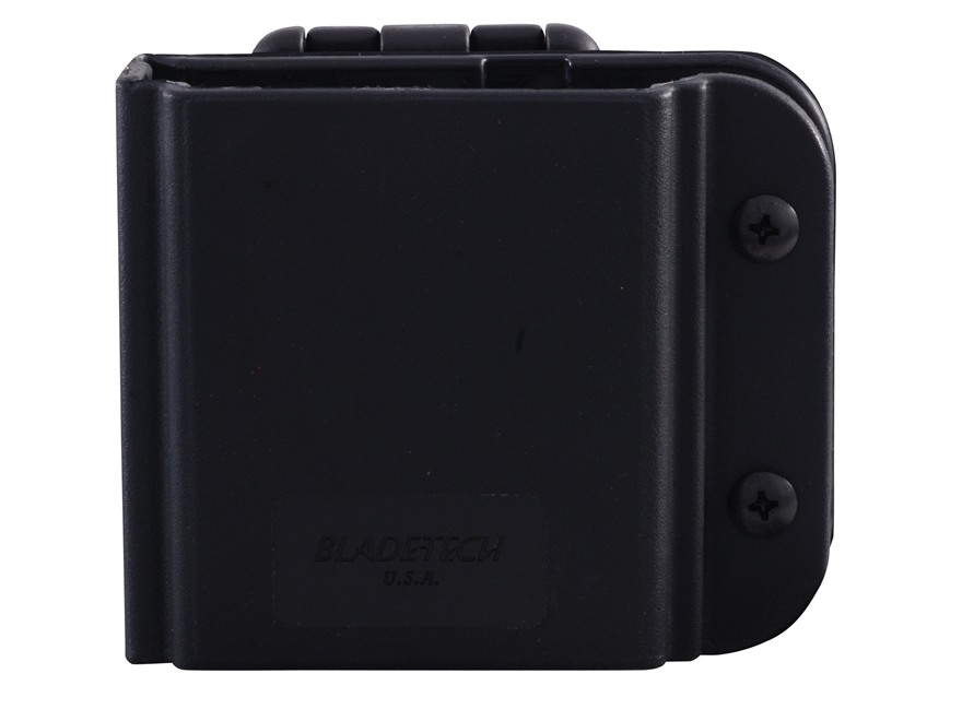 Blade-Tech Injection Molded Single Magazine Pouch AR-15 Tek-Lok Polymer Black