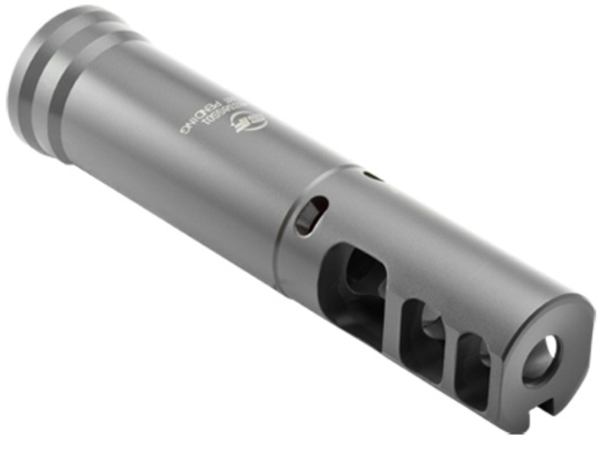 Surefire Muzzle Brake-Adapter Accuracy International Rifles (M18x1.5 Thread) Steel Matte