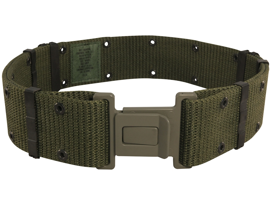 Military Surplus ALICE Pistol Belt Nylon