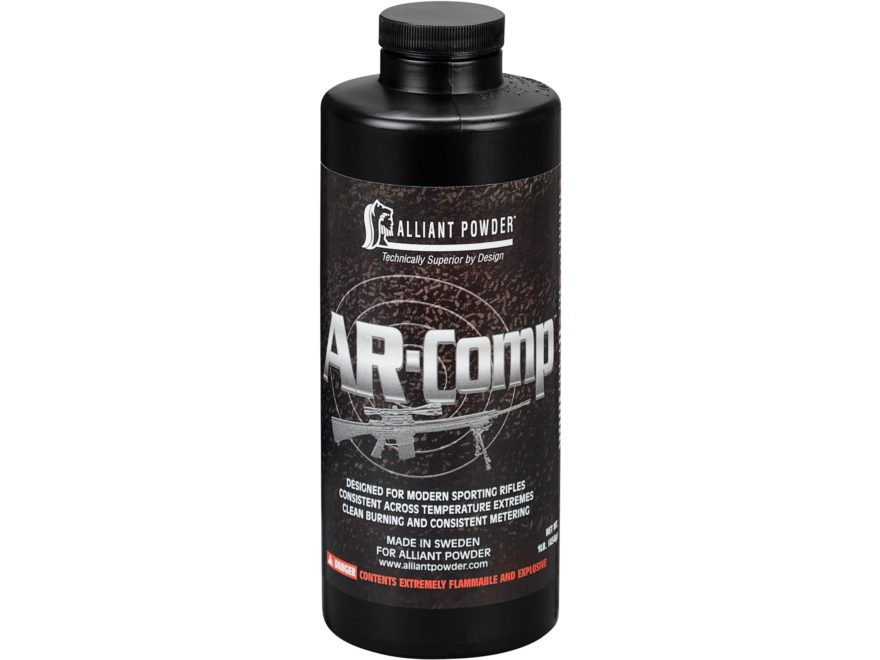 Alliant AR-Comp Smokeless Gun Powder