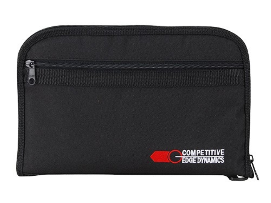 "CED Pistol Case 6-1/4"" Black"