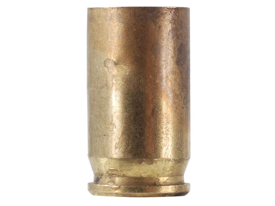 Once-Fired Reloading Brass 380 ACP Grade 3 Box of 100 (Bulk Packaged)