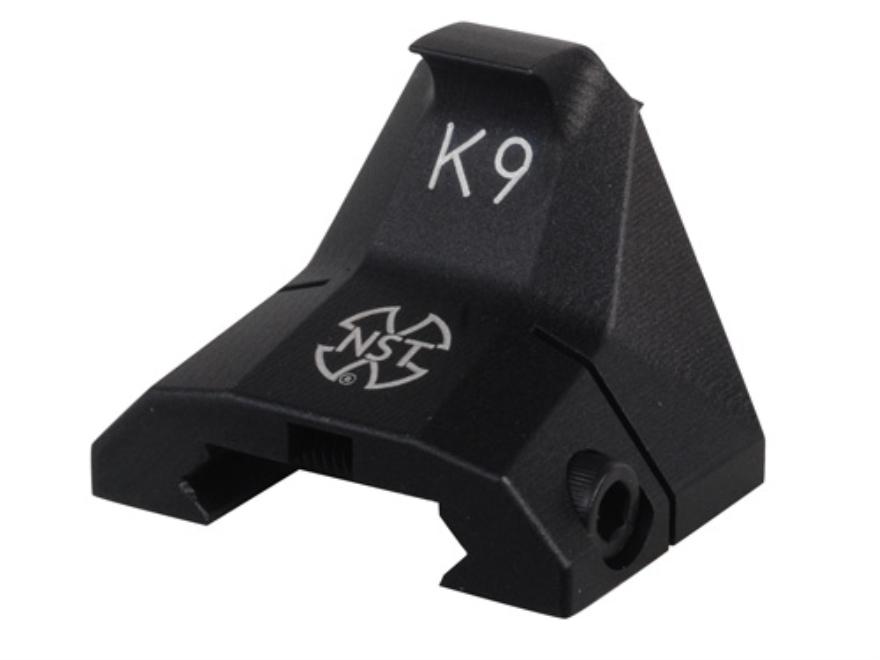 Noveske K9 Rail Mount Barricade Support with Rear Hook for AR-10, LR-308 Aluminum Matte