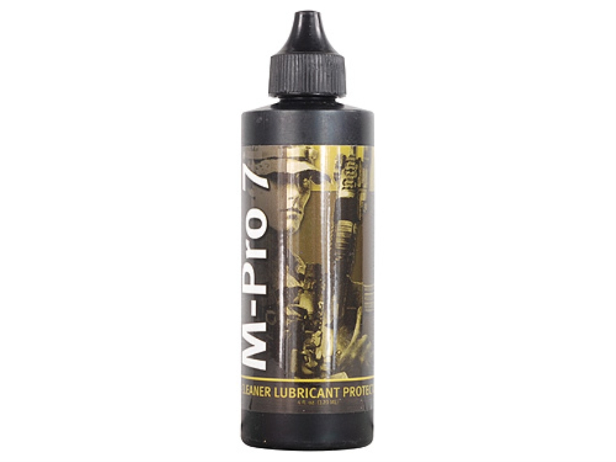 M-Pro 7 Military Grade Field CLP (Bore Cleaning Solvent, Lubricant, Rust Preventative) ...