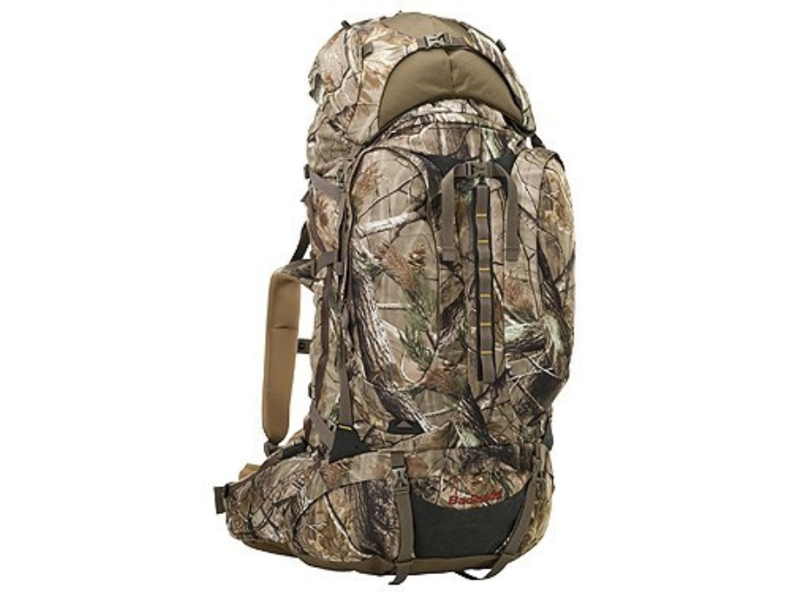 "Badlands 4500 Backpack Polyester Realtree AP Camo Large (5'10"" and Taller)"