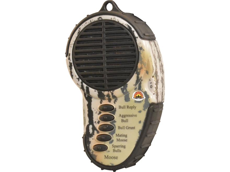 Cass Creek Ergo Electronic Moose Call with 5 Digital Sounds