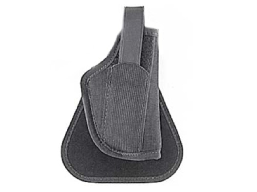 Uncle Mike's Paddle Holster Right Hand Glock 17, 19, 22, 23, 31, 32, 36 Nylon Black