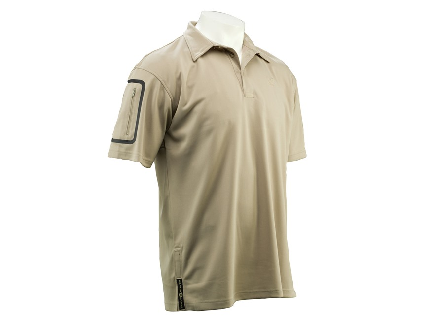 Browning Black Label Performance Short Sleeve Polo Polyester