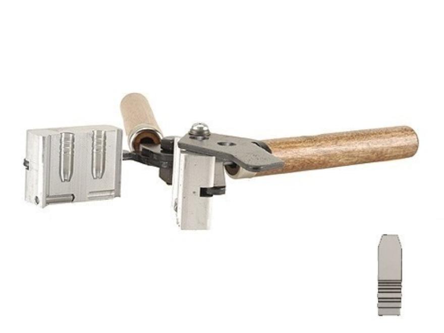 Lee 2-Cavity Bullet Mold C309-170-F 30 Caliber (309 Diameter) 170 Grain Flat Nose Gas C...