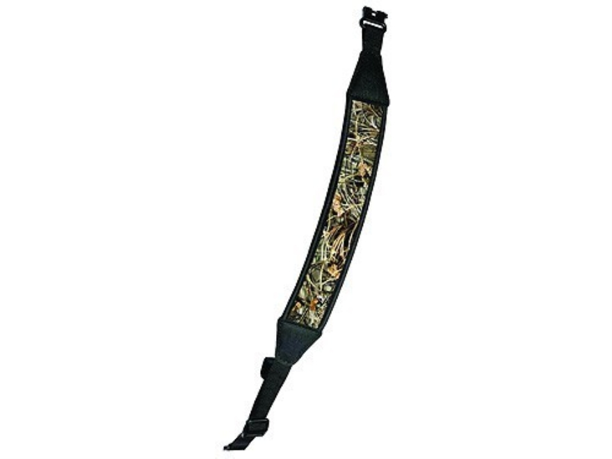 The Outdoor Connection Raptor Sling with Brute Swivels Neoprene Realtree Max-4 Camo
