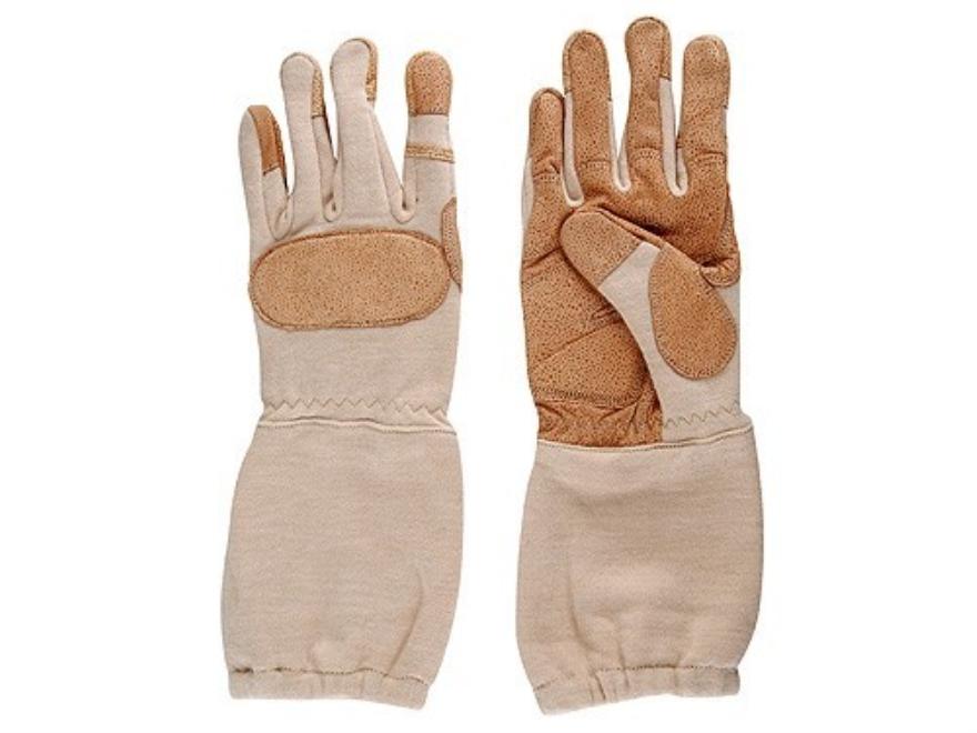 Hatch SOG-L200 Operator Tactical Gloves Nomex, Kevlar and Leather