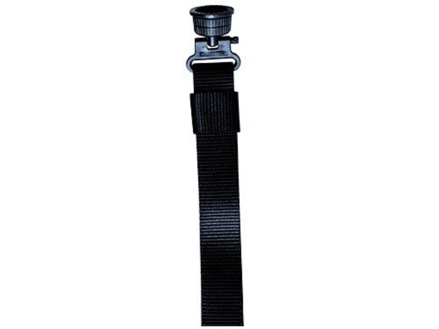 The Outdoor Connection Total Shotgun Sling System with Buttstock Loop and Magazine Cap fits Remington 870, 1100, 11-87, 11-96 in 12, 16 Gauge Nylon
