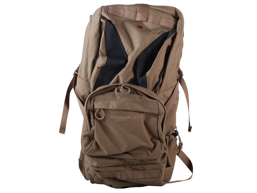 Eberlestock X1 Backpack NT-7 and Nylon Dry Earth