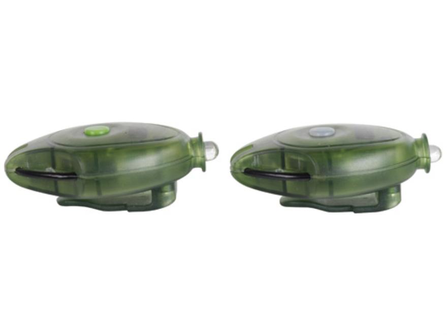 Primos Cap Light Pack of 2 Polymer Olive Drab