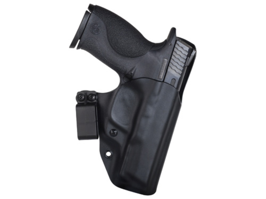 "Blade-Tech Razor Inside the Waistband Holster Right Hand with 1-1/2"" Belt Loop Smith & Wesson M&P 45 Kydex Black"