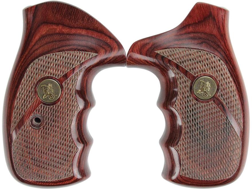 Pachmayr Renegade Laminated Grip S Amp W N Frame Round Butt