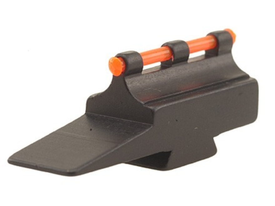 "Williams Fire Sight Muzzleloader Front Ramp Octagon .500"" Height, .531"" Width Fiber Optic Red"