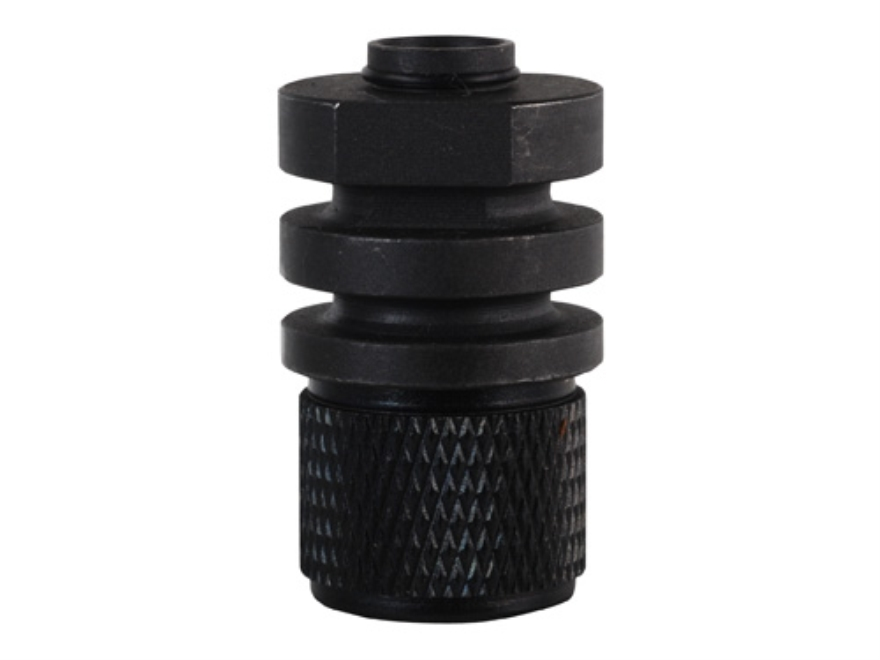 "ProMag 1/2""-28 Thread Adapter for Colt AR-15 22 Tactical Rimfire Rifle"