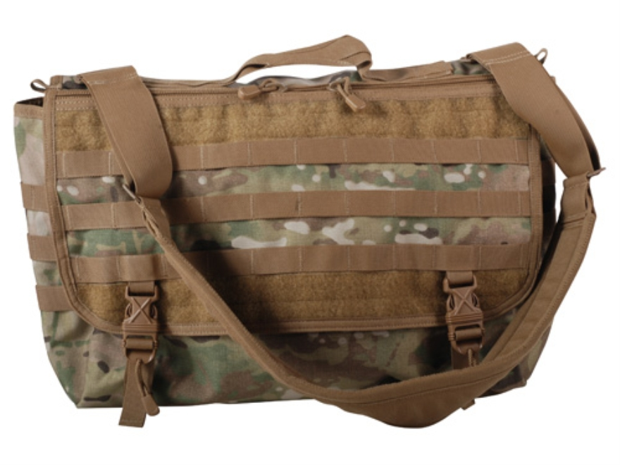 Spec-Ops T.H.E. Messenger Bag XL Nylon Multicam