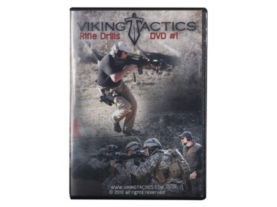 VTAC Rifle Drills 1 DVD