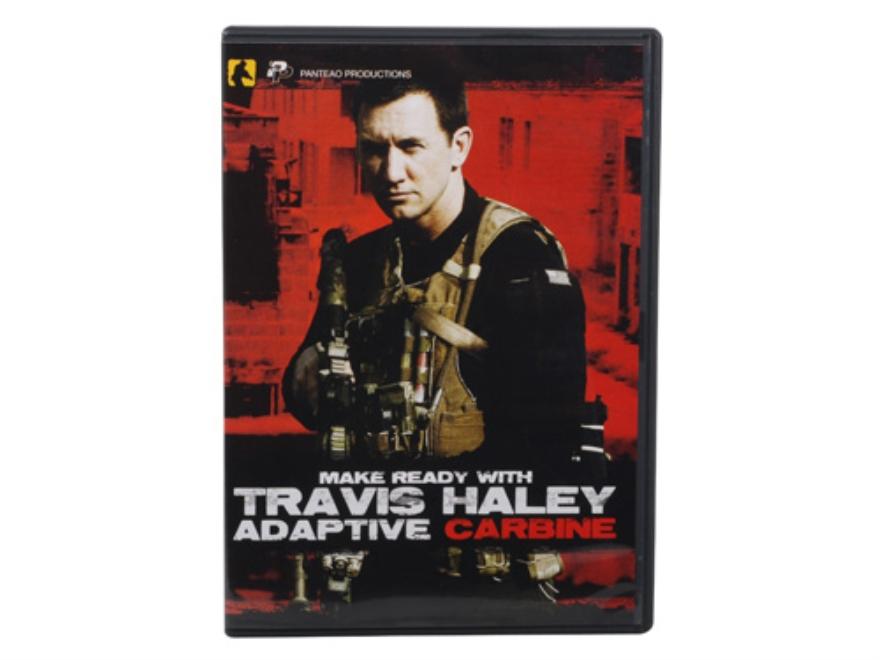 "Panteao ""Make Ready with Travis Haley: Adaptive Carbine"" DVD"