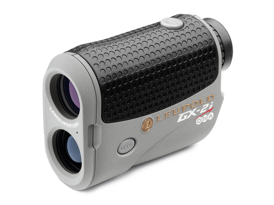 Leupold GX-2i Golf Laser Rangefinder 750 Yard 6x Silver/Black Factory Second
