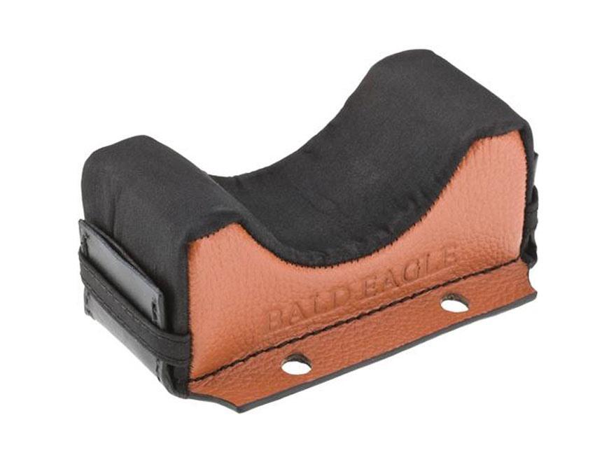 Bald Eagle Front Shooting Rest Bag Radius Sporter Leather