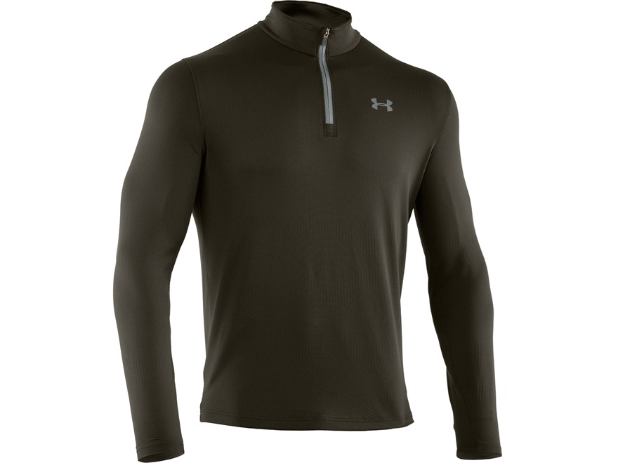 Under Armour Men's ColdGear Infrared EVO 1/4 Zip Base Layer Shirt