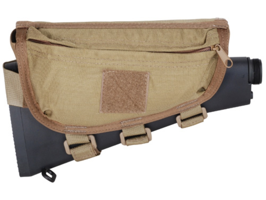 US Palm Rifle Stock Pouch with Accessory Comb Raiser Cheek Piece