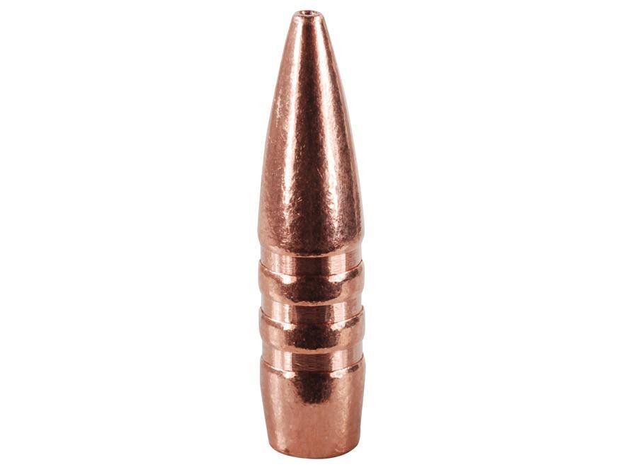Barnes Triple-Shock X Bullets 22 Caliber (224 Diameter) 62 Grain Hollow Point Boat Tail Lead-Free Box of 50
