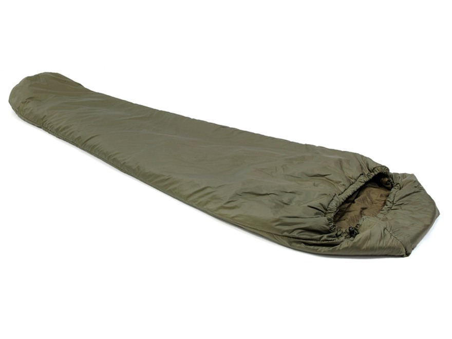 "Snugpak Jungle 36 Degree Sleeping Bag 30"" x 86"" Nylon Olive Drab"