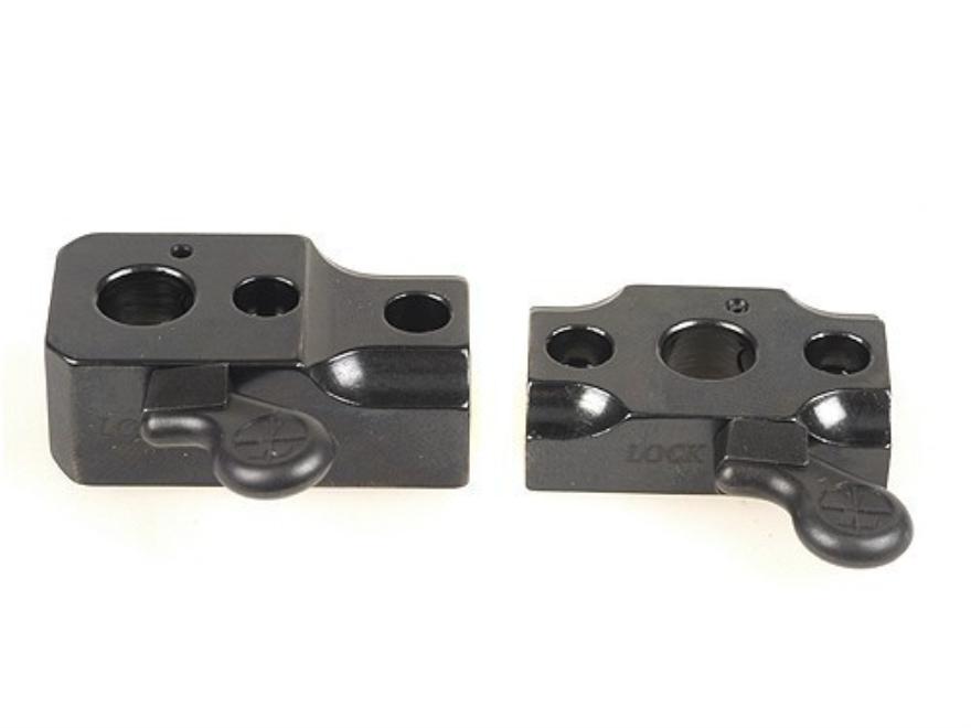 Leupold 2-Piece Quick-Release Scope Base Mauser FN, Remington 798