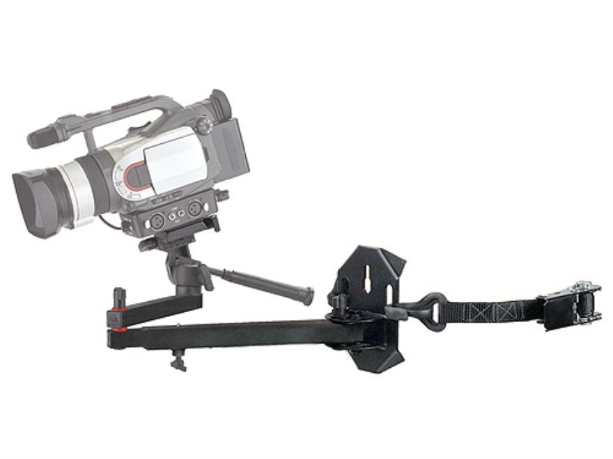 Gorilla Gear Camera Arm Aluminum Black