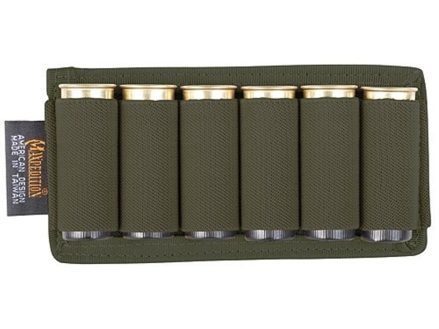 Maxpedition Horizontal Shotgun Shell Panel 6-Round
