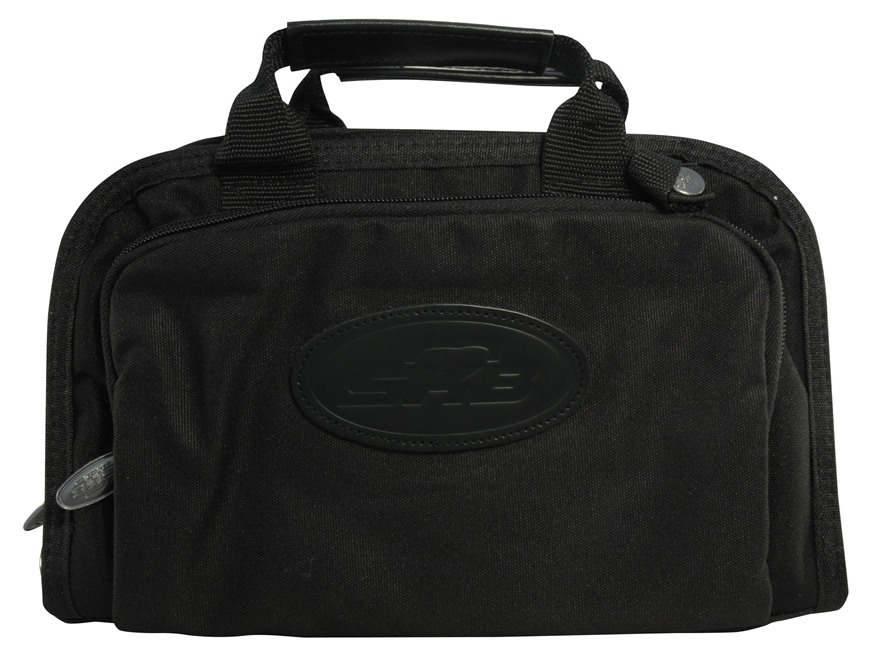 "SKB Dry-Tek Rectangular Pistol Case 11"" Black"