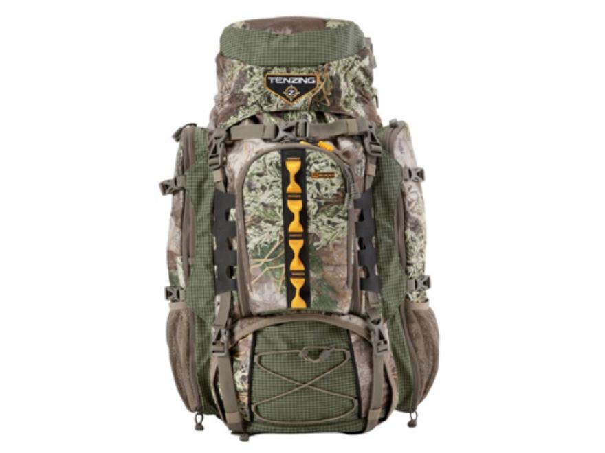 Tenzing TZ 6000 Backpack Nylon Ripstop Realtree Max-1 Camo
