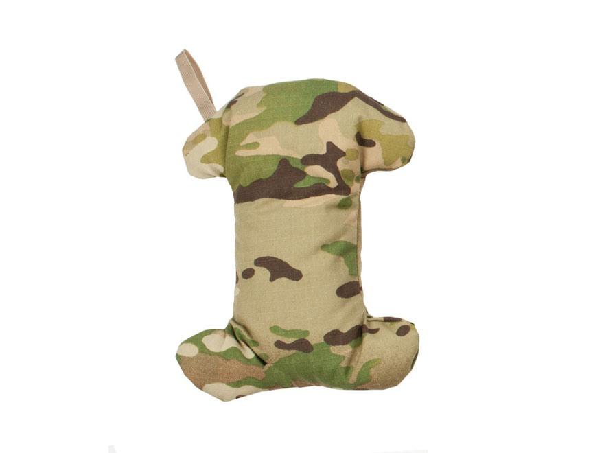 Badger Ordnance Bone Sand Sock Shooting Rest Bag Filled