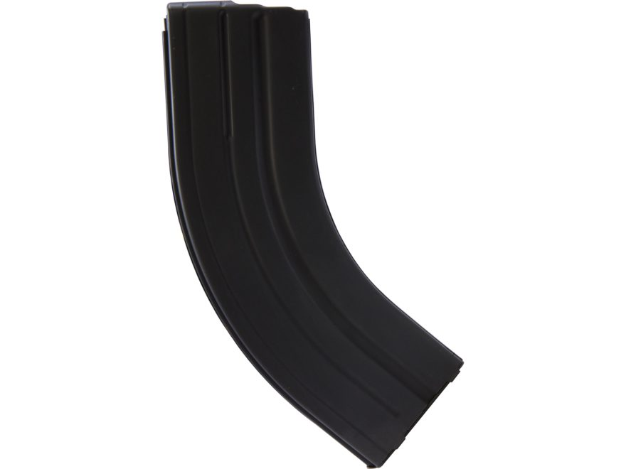 AR-Stoner Magazine AR-15 7.62x39mm with Anti Tilt Follower Stainless Steel Black