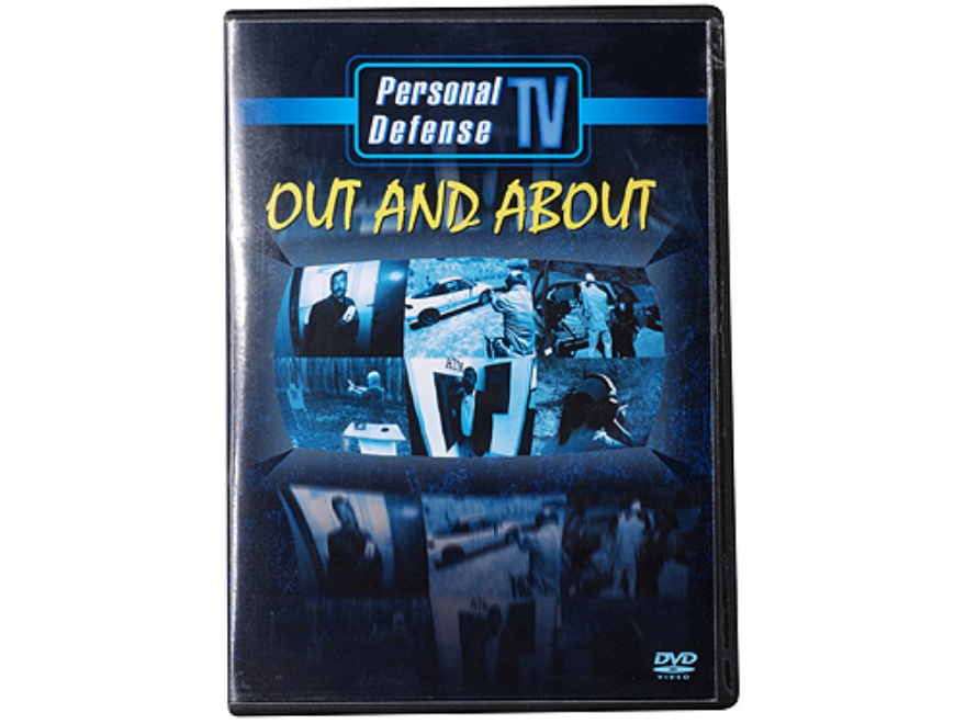 "Personal Defense TV ""Out And About"" DVD"